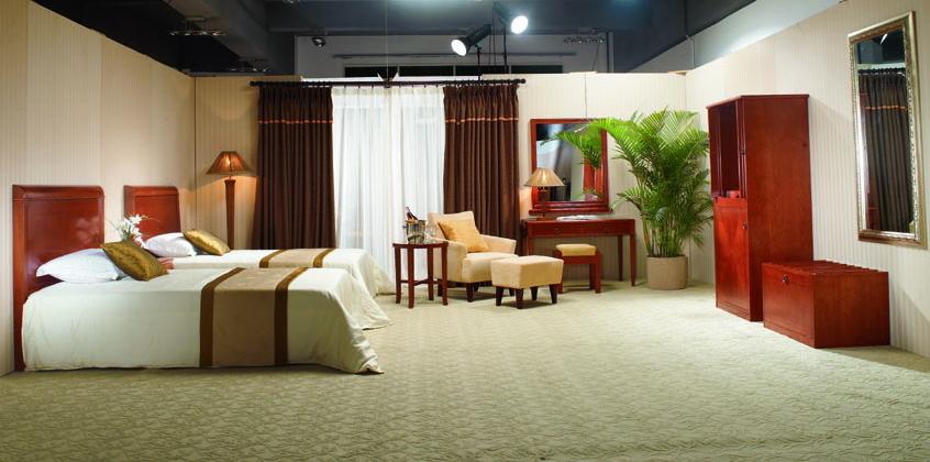 Oprema objektov, apartmajev in stanovanj