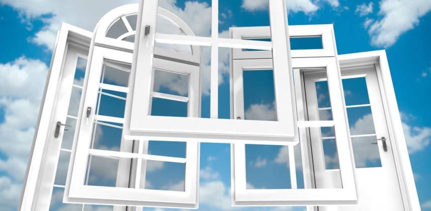 PVC okna, vrata in ograje